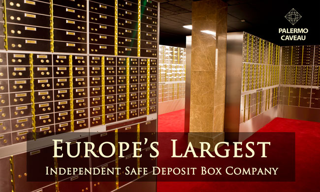 safe deposit box palermo
